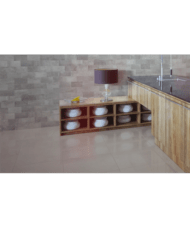 Carrelage Beton Brick Floor vue ensemble