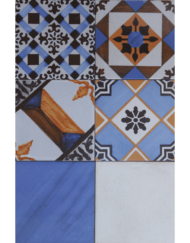 carrelage faience art deco Azul imitation carreau ciment